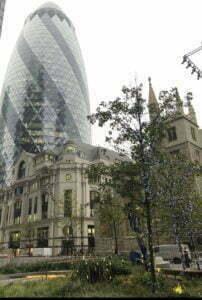 Grudniowy Londyn