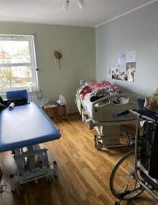 Opieka nad poszkodowanym pacjentem
